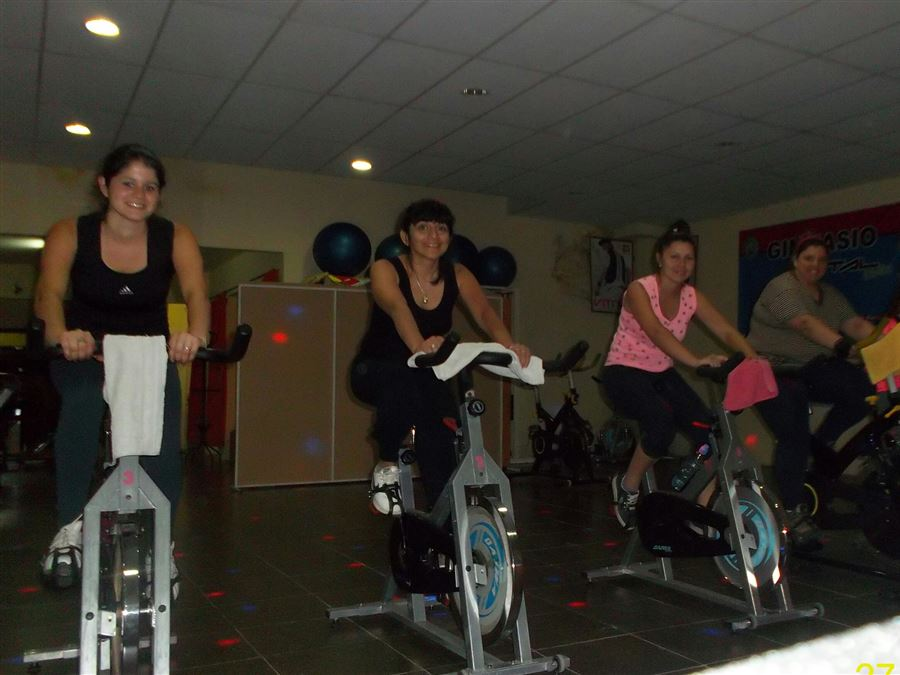 Clases de spinning gym vital for Clases de spinning