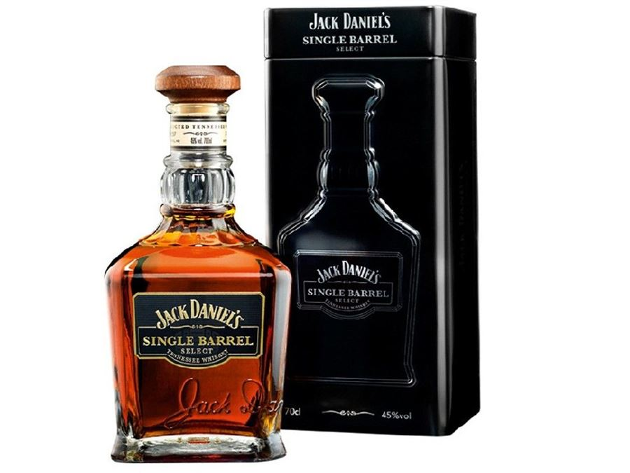 WHISKY JACK DANIELS SINGLE 750ML - InfoGuia Traslasierra - Whisky jdsingle