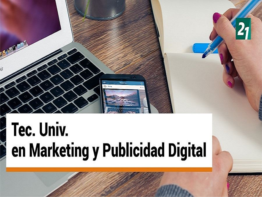Tec. Universitaria en Marketing y Publicidad Digital - InfoGuia Traslasierra - Publicidad digital