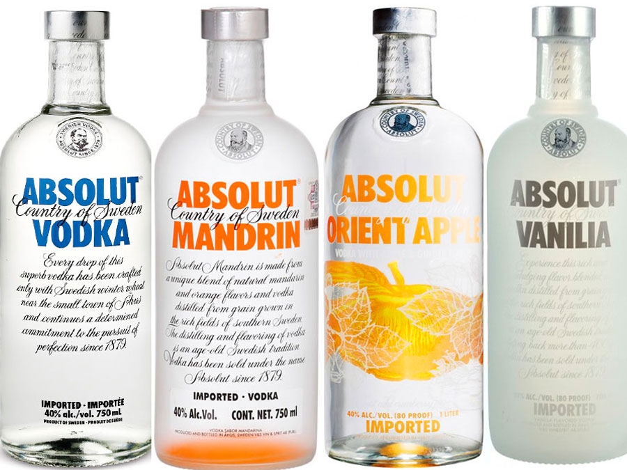 VODKA ABSOLUT 750CC InfoGuia Traslasierra