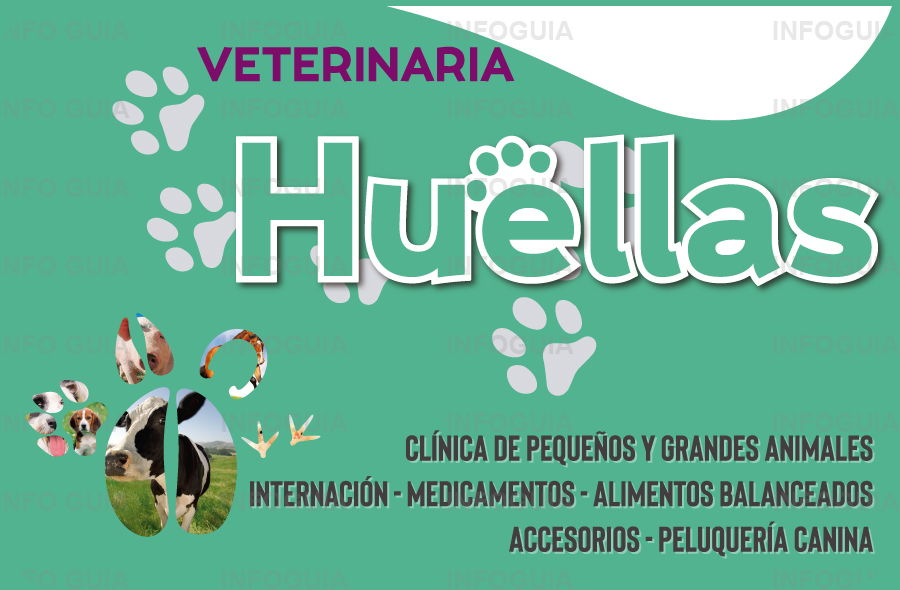 Veterinaria Huellas - Villa Cura Brochero -