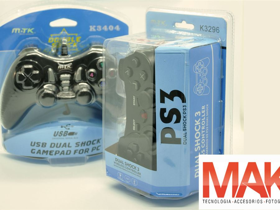 Joystick PS3 - InfoGuia Traslasierra - 1 - Joystick PS3 inalambrico 2 - Joystick para PC