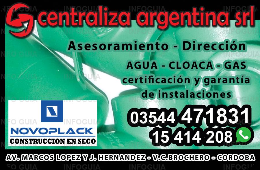 Corral N Centraliza Argentina Villa Cura Brochero
