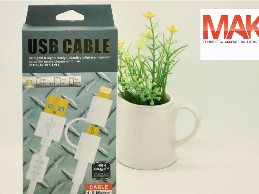 Cables USB - InfoGuia Traslasierra - Cables usb duo micro usb-iphone